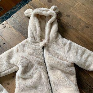 Hanna Andersson 12-18m fleece